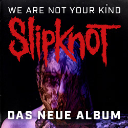 WERBUNG: Slipknot - We Are Not Your Kind