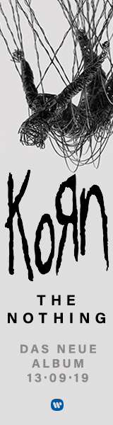WERBUNG: KORN - The Nothing