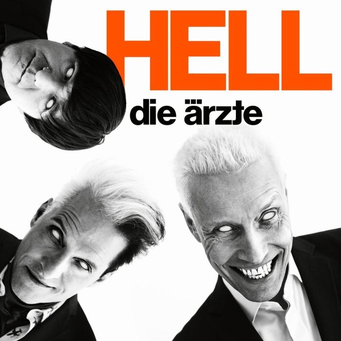 DIE ÄRZTE - Hell | Review bei Stormbringer